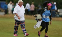 John Daly Is Wearing Spongebob Squarepants Pants at the British Open, Because John Daly (Pics)