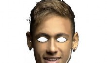 60,000 Fans Could Be Rocking This Creepy Neymar Mask at Today's World Cup Match (Photo)