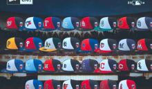 70′s Themed Caps to Be Used at the 2014 MLB All-Star Game (Tweet and Photo)