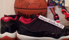 If You Have an Extra $15,000, You Can Buy Some Michael Jordan Game-Worn Nikes on eBay (Photo)