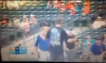 Fan Charges the Mound at a Minor League Game After Player on His Team Gets Hit by Pitch (Video)