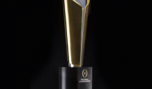 Sorry, BCS: The College Football Playoff Unveils Its New Trophy (Photo)