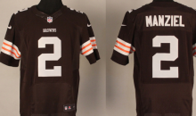 Johnny Manziel's Cleveland Browns Jersey Is the Best-Selling Jersey in the League (Pics)