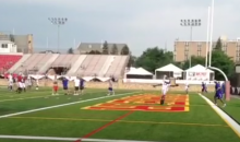 We're in the Dregs of Summer, So Here's a One-Handed Sammy Watkins Catch from Buffalo Bills Training Camp (Video)