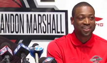 Insightful, Curious Child at Basketball Camp Asks Dwyane Wade Why He Flops (Video)