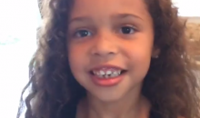 UFC Champion Jon Jones Gets His 6 Year-Old Daughter to Talk Trash Upcoming Opponent (Video)