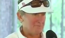 "Steve Spurrier Apparently ""Jerked Off"" a Lot of Football Players in a Locker Room (Video)"