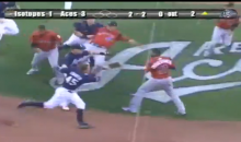 Crazy Minor League Brawl Gets 10 Players Ejected (Video)