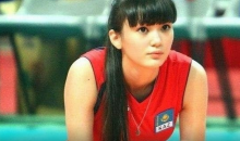 Can An Athlete Be Too Attractive? The Kazakhstan Volleyball Team Thinks So (Pic)