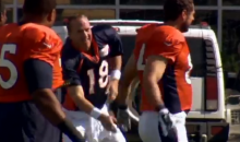 Is There Anything Peyton Manning CAN'T Do? Yup. Dance. (Video)