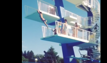 Public Pool High-Dive Fail Could Have Ended A LOT Worse (Video)