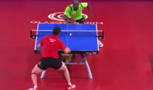 This 41-Shot Ping-Pong Rally Will Force You to Take Ping-Pong Seriously for the Next Five Minutes (Video)