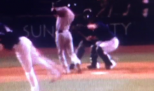Minor League Killing Machine Takes Out Batter, Catcher, and Ump in One Pitch (Video)
