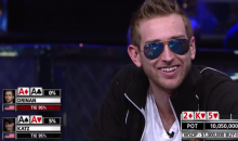 Wanna Watch A Guy Lose $1 Million on a Bad Poker Beat? Here Ya Go…(Video)