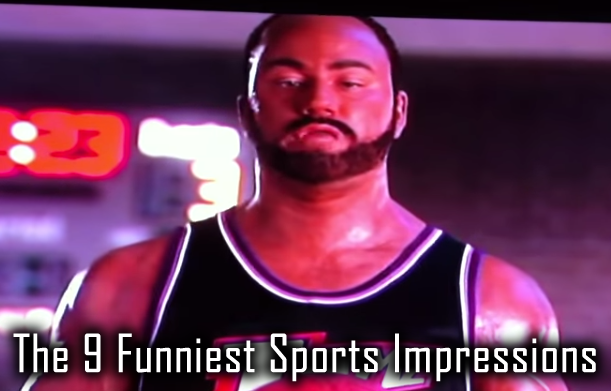 The 9 Funniest Sports Impressions