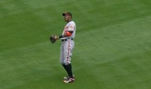 Counting Fail: Orioles Center Fielder Adam Jones Loses Track of Outs, Allows Runner to Walk Home (Video)