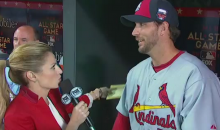 Adam Wainwright Joked About Giving Jeter 'Pipe Shots' at ASG, and Twitter Didn't Overreact at All! (Video + Pics)