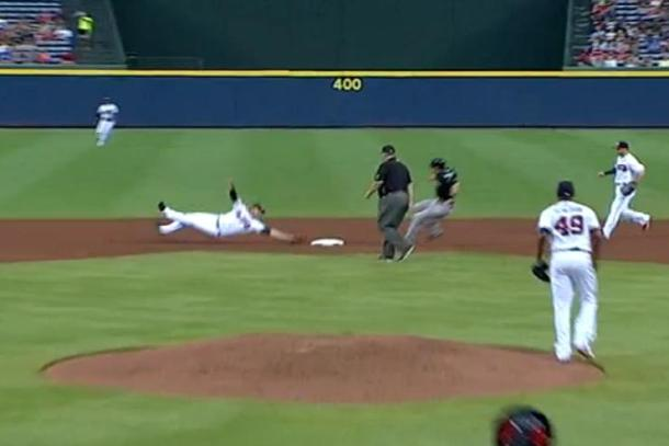 andrelton simmons amazing play
