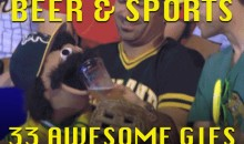 Beer & Sports: 33 Awesome GIFs