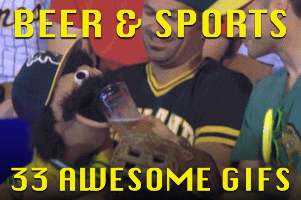 beer sports gifs