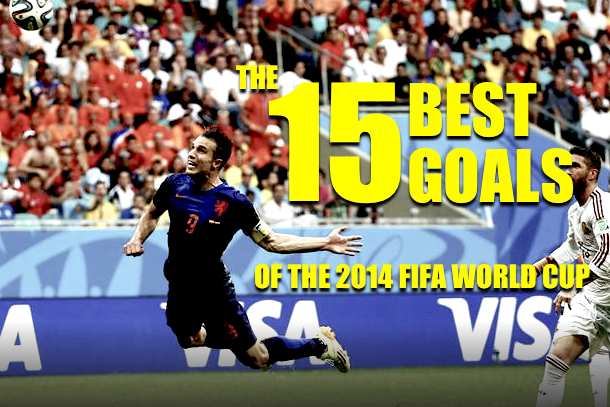 best goals 2014 fifa world cup