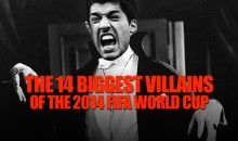 14 Biggest Villains of the 2014 FIFA World Cup