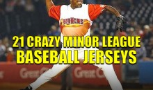 21 Crazy Minor League Baseball Jerseys