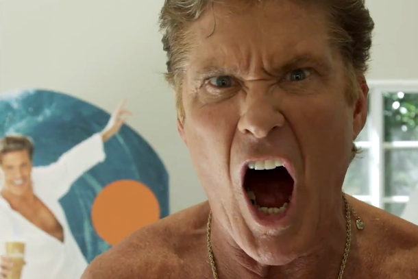david hasselhoff germy beats by dre parody