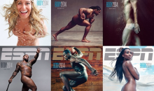 "The 2014 ESPN: The Magazine ""Body Issue"" Is Here (Gallery)"