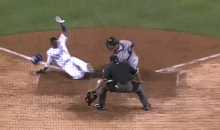 Cleveland Indians Pull Off Historic Replay-Assited 7-2-4 Triple Play (Video)