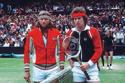 john mcenroe vs bjorn borg wimbledon 1984 - 4th of july sports moments
