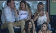 The Johnny Football Summer Tour Hit Fenway Last Night, And Yes, There Was an Entourage of Hot Women (Pics)