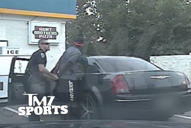 justin blackmon arrest video