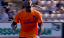 Here's the Weirdest Reaction to a Red Card You'll Ever See (Video)