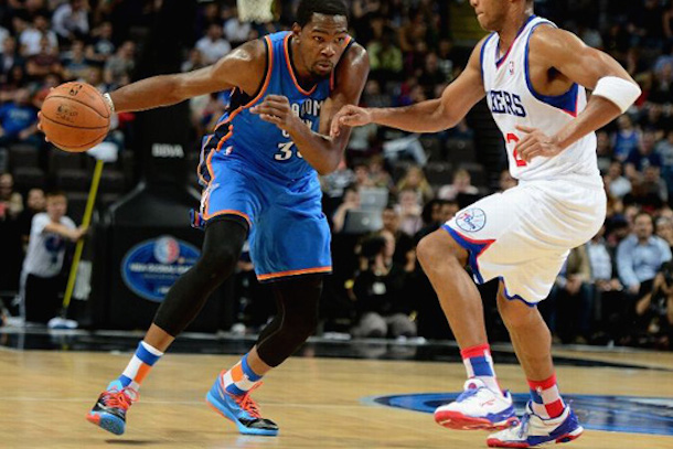 What Size Shoe Does Kevin Durant Wear