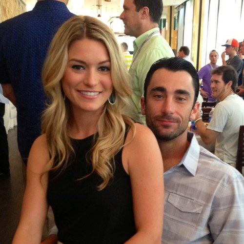 mackenzie carpenter (matt carpenter) 2014 mlb all-star wags