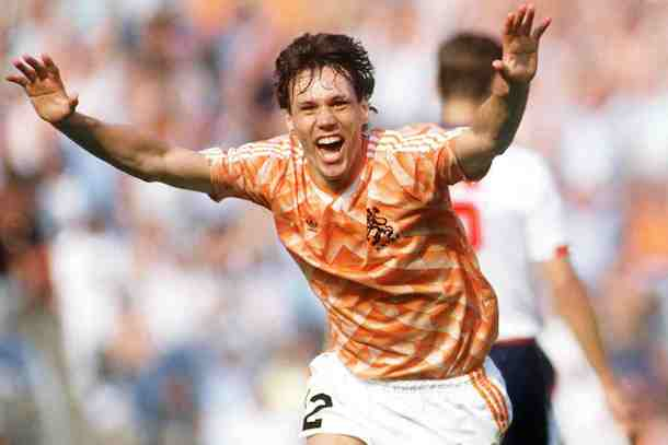 marco van basten netherlands - best soccer football players never to win the world cup