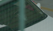 Melky Cabrera Homer Smashes Car Windshield Outside Fenway (Video)
