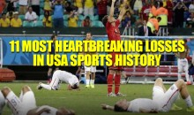 11 Most Heartbreaking Losses in USA Sports History