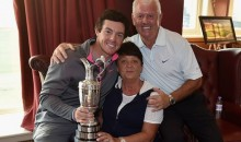 Gambling on Your Children Pays: Rory McIlroy Wins 2014 British Open, Dad Collects $171,000 in Winnings