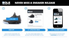 Sneakerheads Rejoice! Sole Collector Introduces New Tool to Help You Track Highly Anticipated New Shoes