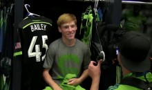 Seattle Sounders Make Dreams Come True for 18-Year-Old Kid with Cystic Fibrosis (Video)