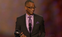 Stuart Scott Gave One Hell of a Moving Speech at the 2014 ESPY Awards (Video)