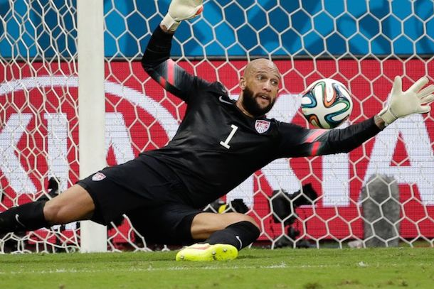 tim howard saves