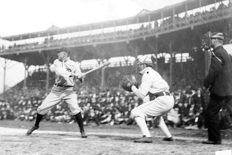 ty cobb - 4th of july sports moments