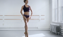 The New Under Armour Commercial About Ballet (Yes, Ballet) Is Fantastic (Video)