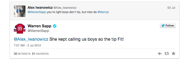 warren sapp bad tipper tweet 3