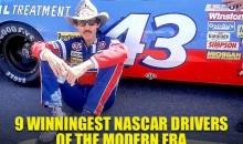 9 Winningest NASCAR Drivers of the Modern Era