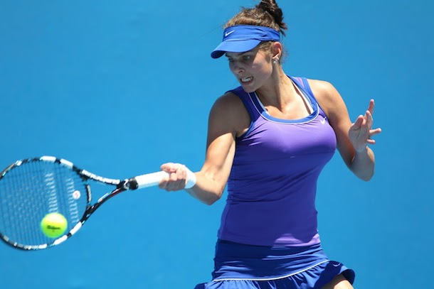 10 Julia Goerges (Germany) - hottest women at the 2014 U.S. Open