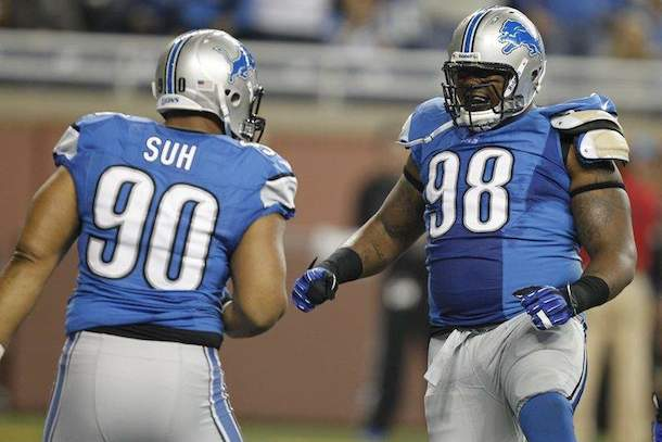 10 nick fairly detroit lions - most penalized teams in the nfl